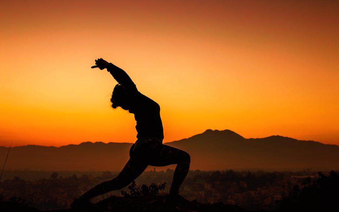 Yoga pour tous en plein air